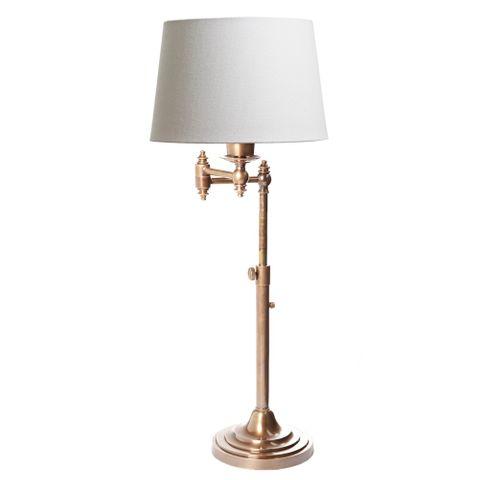 Macleay Swing Arm Table Lamp Base AB