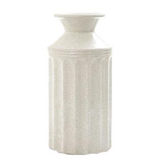 Vanilija Fluted Vase Large