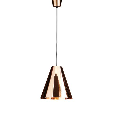 Conrad Hanging Lamp Copper