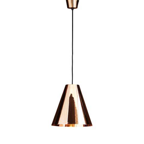 Conrad Hanging Lamp Copper