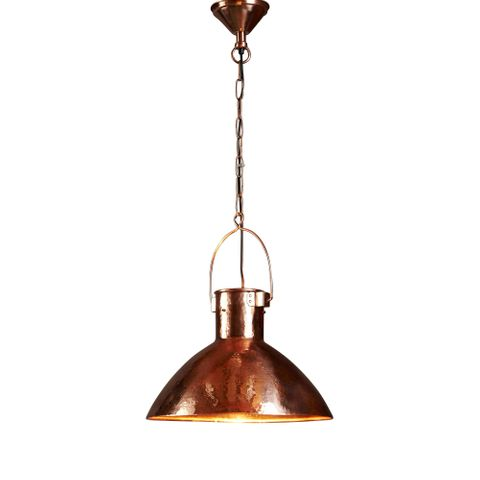 Nelson Hanging Lamp Copper