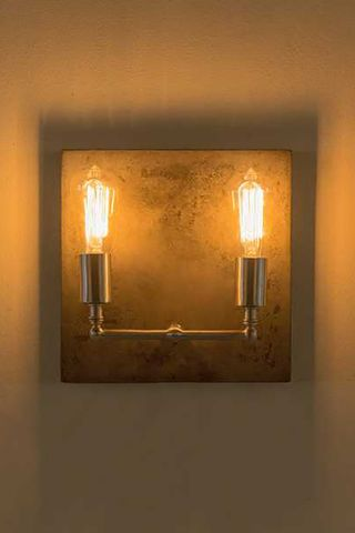 Rochester Sconce in Aged Nickel