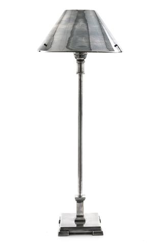 Bruxelles Table Lamp Antique Silver