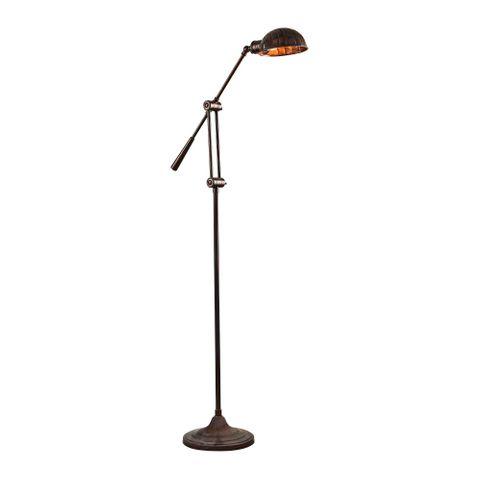 Calais Floor Lamp Florentine Bronze
