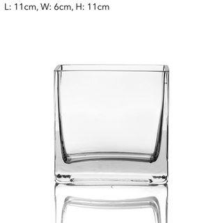 Rectangle Vase 11x6x11