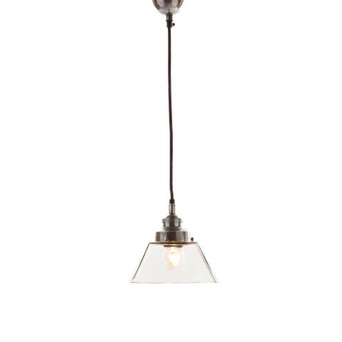 Kent Hanging Lamp Ant.Silver