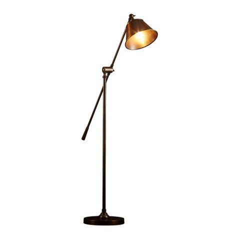 Winslow Floor Lamp Antique Brass