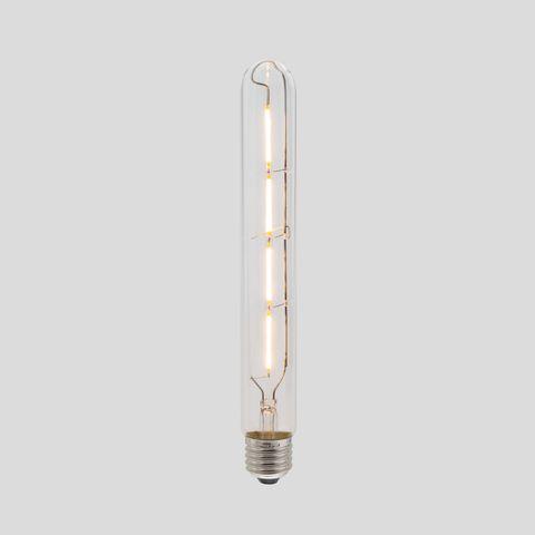 T10 LED Filament - Clear Glass - 3W E27 2200k