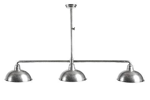 Hampshire 3 Arm Hanging Lamp