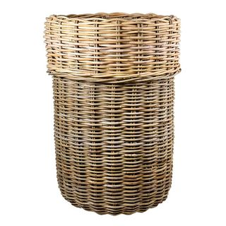 Luxe Rattan Basket Large