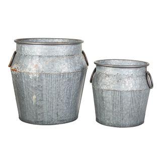Ling Zinc Pots Set/2