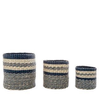 Playa Zane Basket Set of 3