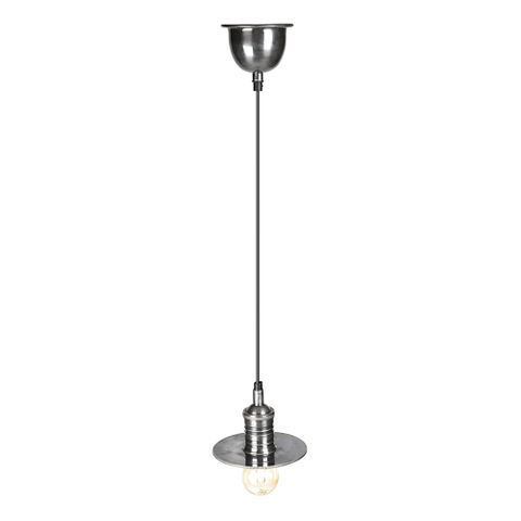 Bistino Small Hanging Lamp Silver