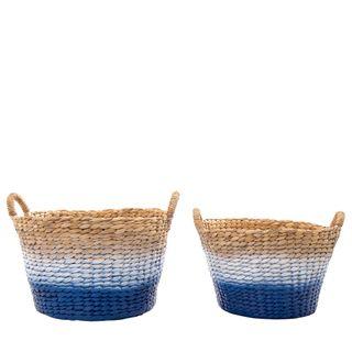 Playa Ombre Basket Set of 2
