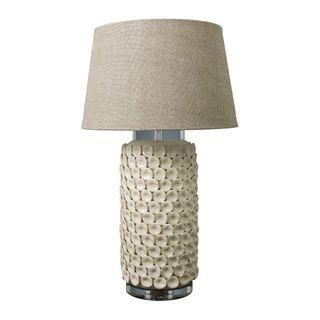 Kenilworth Ceramic Table Lamp Base Cream