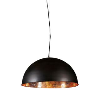 Alfresco Ceiling Pendant Lamp Black and Copper