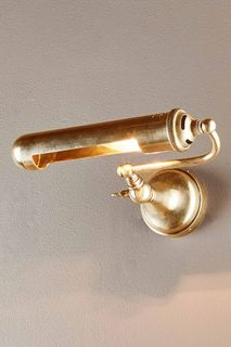 Hopetown Wall Lamp in Brass