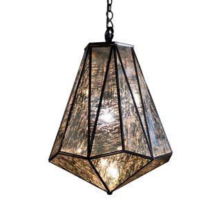 Caesar Glass Hanging Lamp