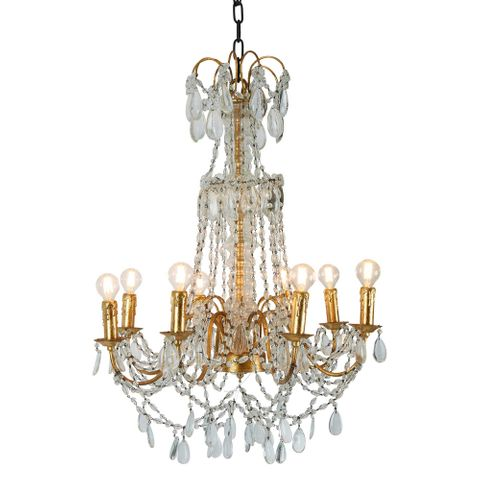 Toulon Chandelier Hanging Lamp