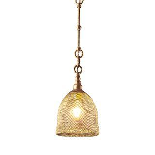 Kim Ceiling Pendant Small Gold