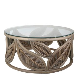 Seville Leaf Table Grey