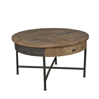 Denver Round Coffee Table