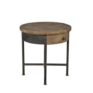 Denver Round Side Table