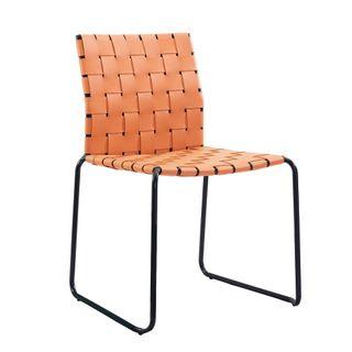 Siemon Dining Chair Tan