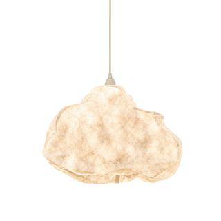 Cumulus - White - Free Form Cloud Paper Pendant Light