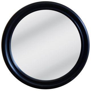 Lourdes Mirror Medium Black