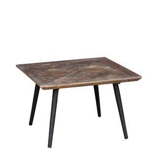 Denver Parquet Side Table