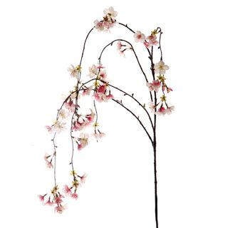 Cherry Blossom Hanging Spray 1.3m Pink