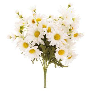 Daisy Bush 36cm White
