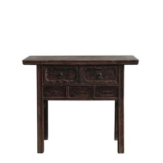 Shanxi Elm 130 Year Antique Wooden Table No. 8