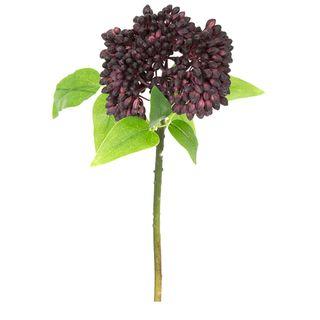 Berry Stem 43cm Purple