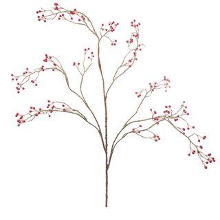 Mini Berry Branch 1.2m Red
