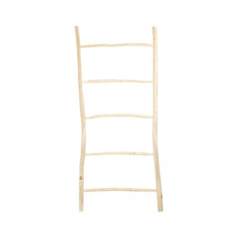Teak Big Ladder Narrow
