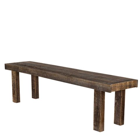 Timber Bench Natural