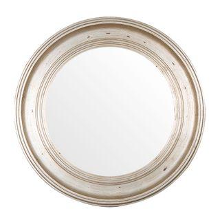 Chelsea Mirror 80x80cm Silver
