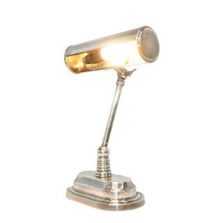 Carlisle Banker's Desk Lamp Silver