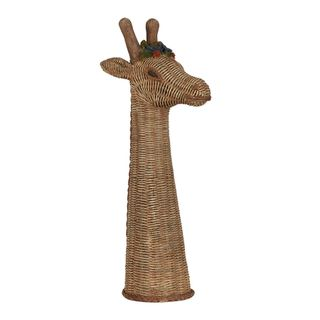 Gina Giraffe Sculpture Large Natural