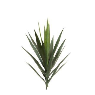 Yucca Head Green 64cm