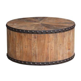 Denver Drum Coffee Table