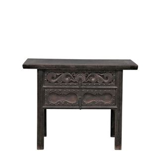 Shanxi Elm 130 Year Antique Wooden Table No. 7