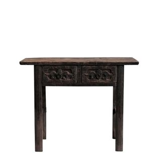 Shanxi Elm 130 Year Antique Wooden Table No. 10