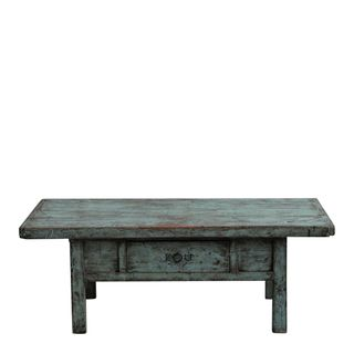 Shanxi Elm 120 Year Antique Wooden Coffee Table No. 2