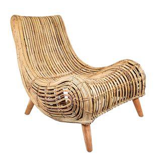 Haiti Rattan Chair Lounge