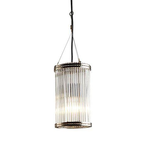 Verre Small Pipe Glass Pendant Lamp