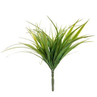 Grass Plant 34cm Light Green