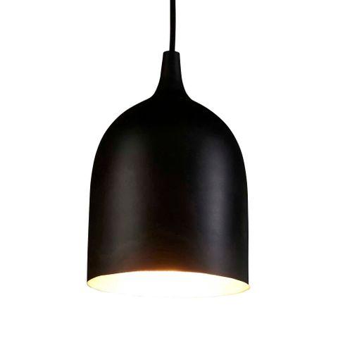 Lumi-R Ceiling Lamp Black Label Silver